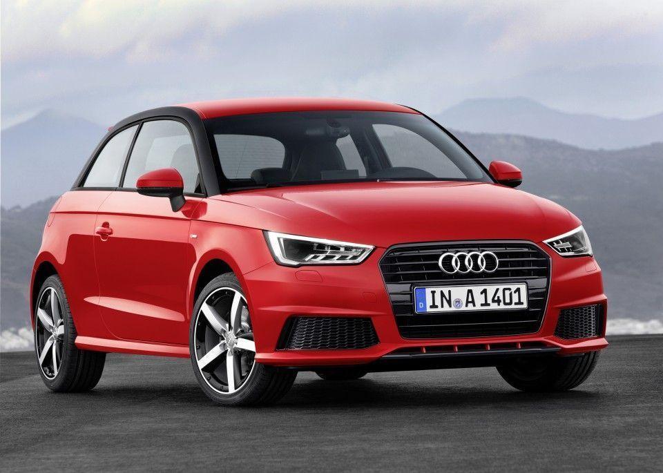Nuevos Audi A1 y A1 Sportback