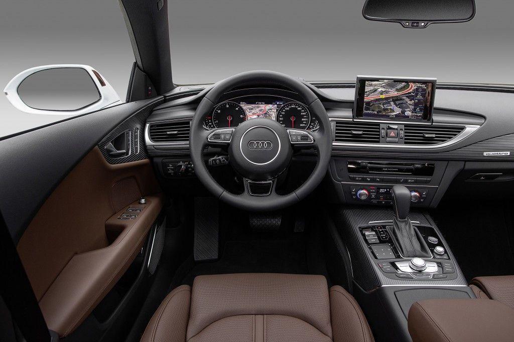 Audi ofrece actualización online para los mapas de navegación.001