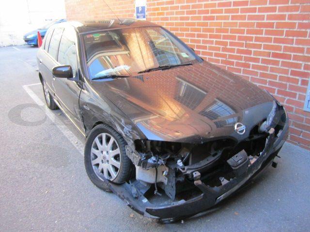 ¿Que son los restos de tu vehículo?
