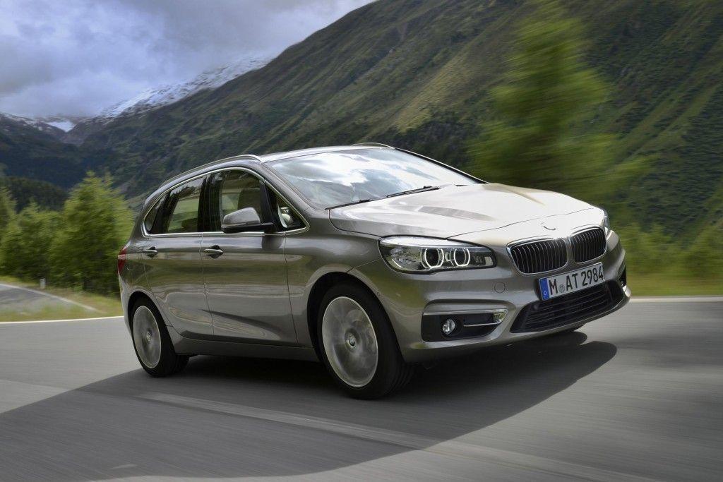 El nuevo BMW Serie 2 Active Tourer, consigue 5 estrellas EURO NCAP.001