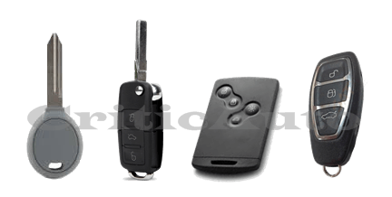 Qué tipo de llaves de coche existen01