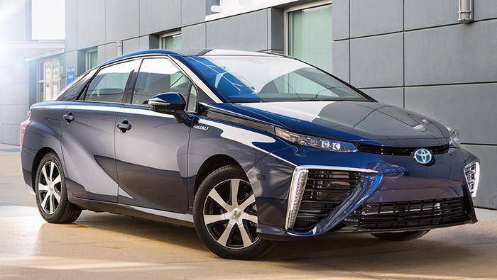 Toyota lanza su alternativa al coche eléctrico actual