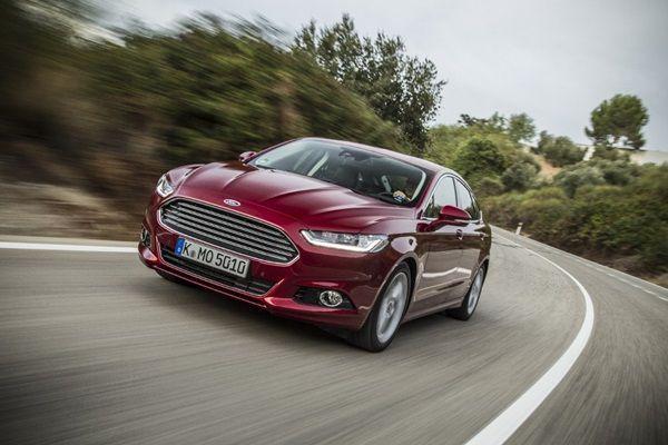El nuevo Ford Mondeo, mucho más seguro007