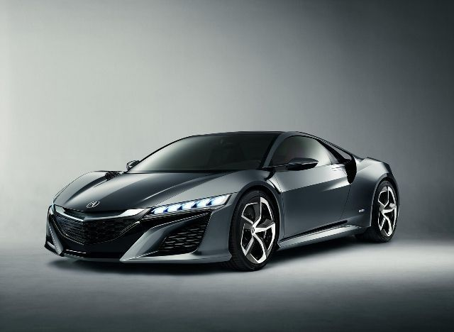 Honda presentará el deportivo Acura NSX.001