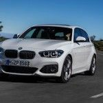 Restyling del BMW serie 1 para 2015