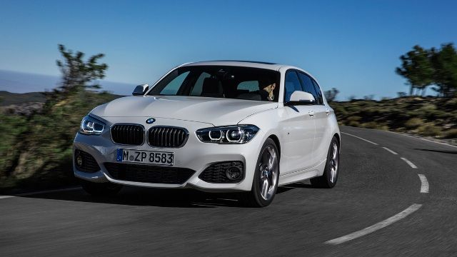 Restyling del BMW serie 1 para 2015.001