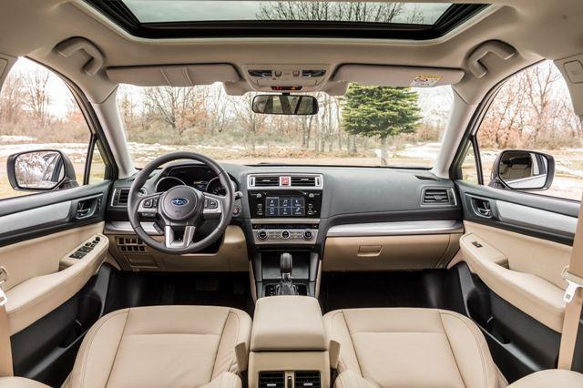 Subaru renueva el Outback, primer crossover del mercado.002