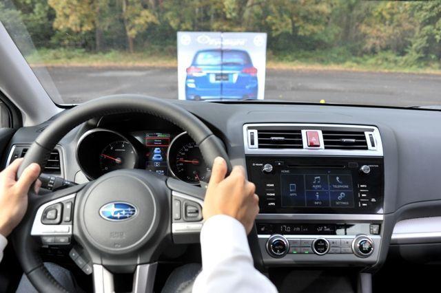 Subaru renueva el Outback, primer crossover del mercado.003