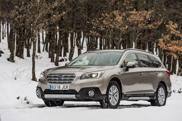 Subaru renueva el Outback, primer crossover del mercado.001