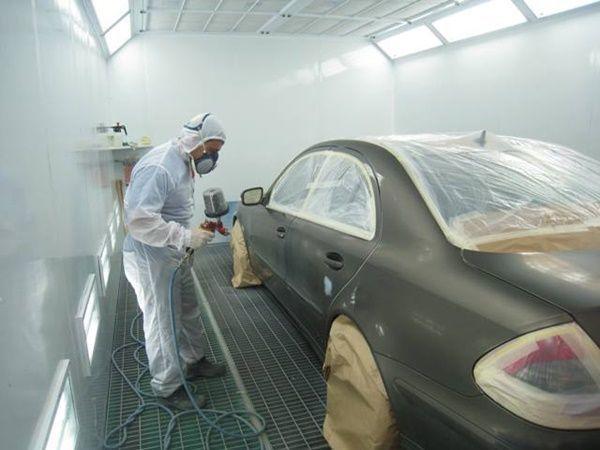 Criticauto es mejor conservar la pintura de coches de f brica es mejor conservar la - Cabina de pintura coches ...