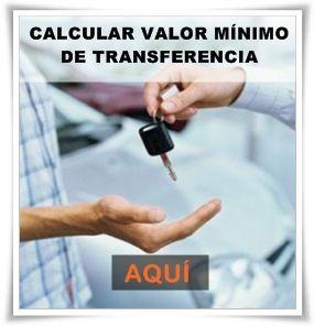 Calcular valor mínimo transferencia coches