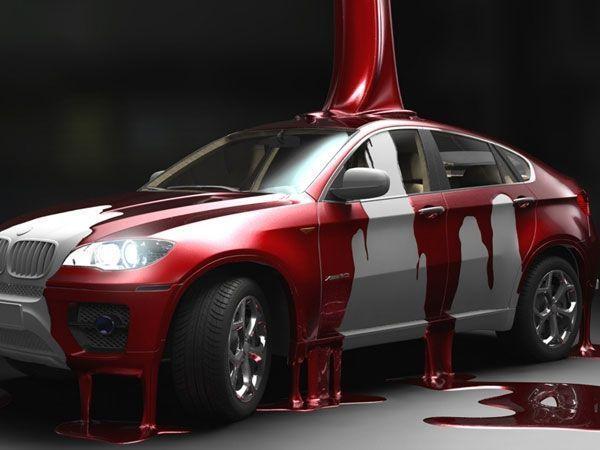 ¿Cuánto paga una aseguradora por pintar un coche? 001