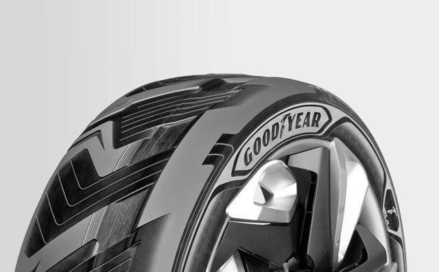 Goodyear presenta un neumático capaz de generar energía eléctrica.001