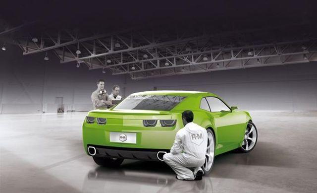 Pintar coche: ¿mejor en un concesionario o en taller multimarca?.001