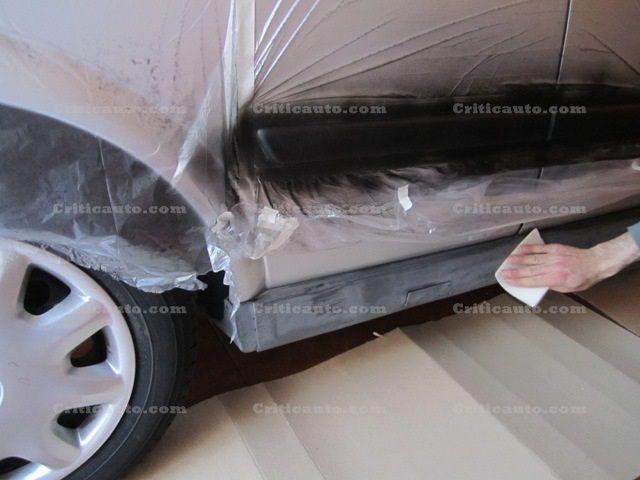 Cómo reparar las molduras de tu coche (parte II).013