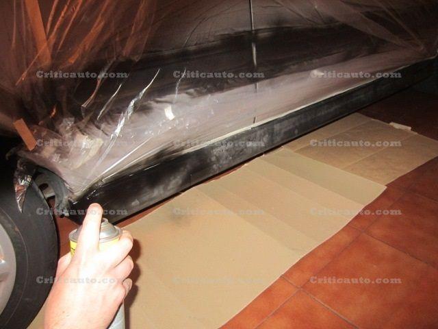 Cómo reparar las molduras de tu coche (parte II).017