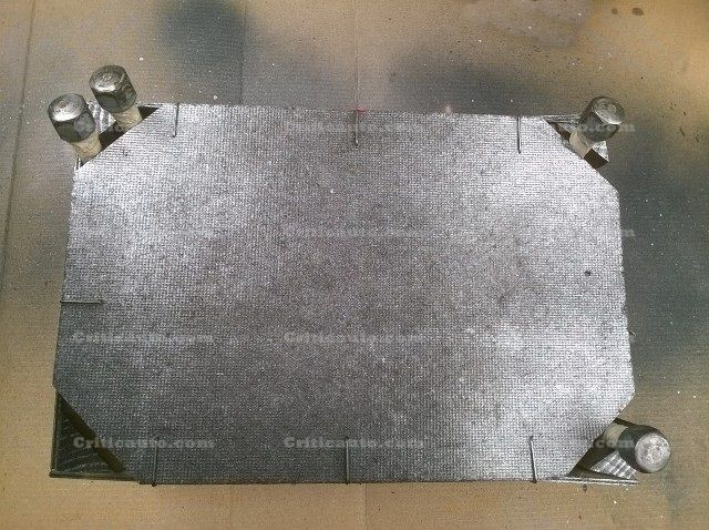 Cómo restaurar los tornillos de las llantas oxidados.005