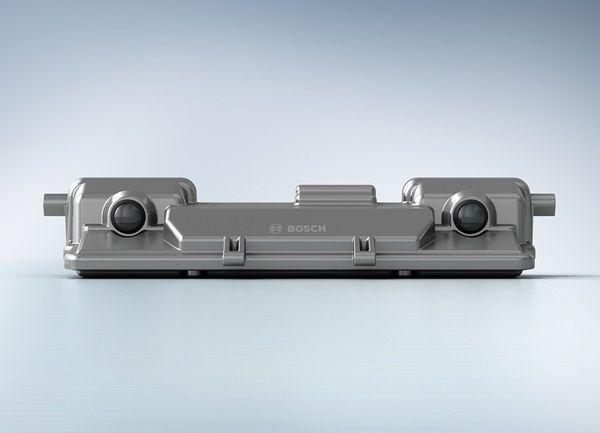 La cámara de vídeo estéreo de Bosch, nueva solución para la frenada automatica de emergencia.003