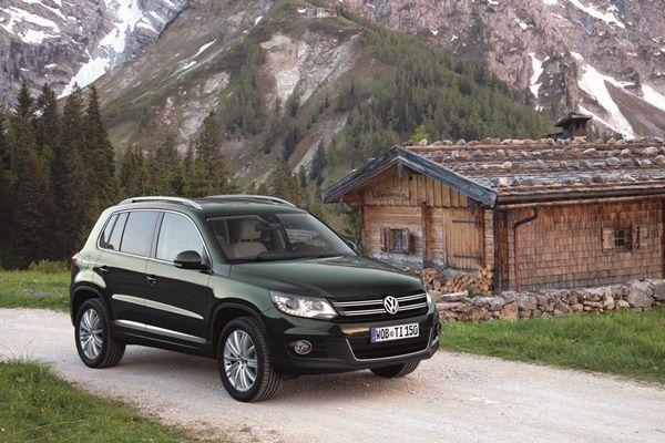 Nuevos motores y sistemas de radio-navegación para el Volkswagen Tiguan.002