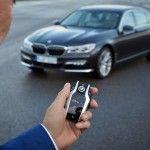 El nuevo BMW 7 estrena aparcamiento remoto