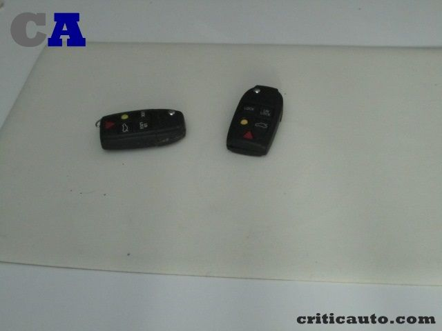 Como reparar las carcasas de un mando de coche001