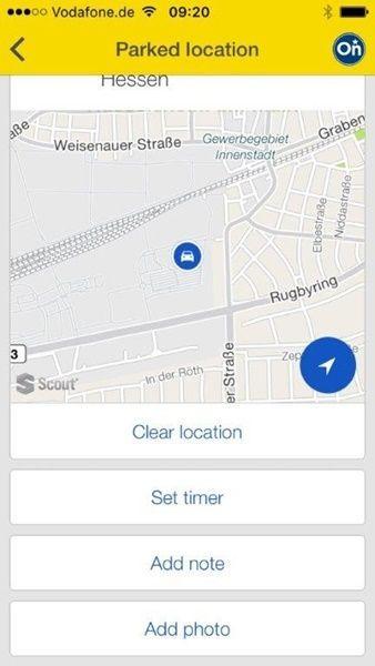 Con la aplicación myOpel pueden programar el navegador a distancia009