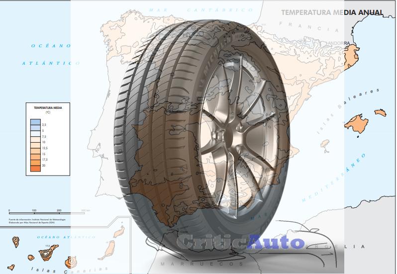 ¿Neumáticos de verano o de invierno? Resolvemos tus dudas sobre cuáles hay que usar en España.
